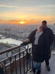 Athena & MIchael in Paris