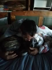 Ralf and Baby
