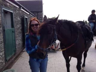 Horse lover!