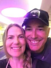 Rob and Amanda