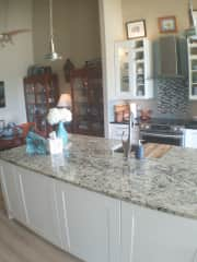 Kitchen - built by Marcel