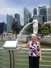 visiting Singapore April17