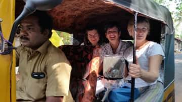 Ayurveda Retreat with the gurus in India.
