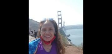San Francisco, California road trip during pandemic in September 2020