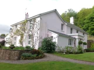 Buckstone house
