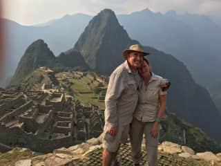 Trekking in Peru in 2016