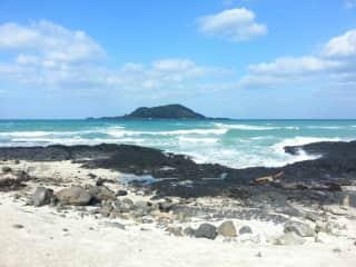 Hyeopjae Beach (20 minutes)