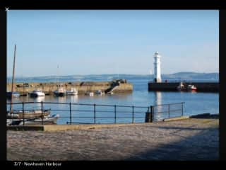 New haven harbour - 2 minutes away