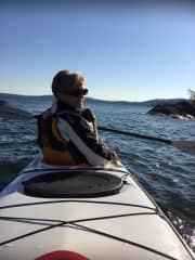 i enjoy trying kayaking and paddle boarding
