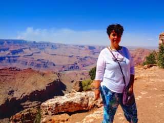 Travels through Arizona, visiting the Grant Canyon