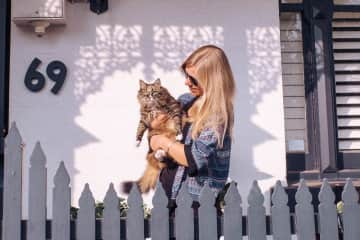 Tigerlilly (8th Housesit in Melbourne)