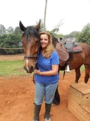 Horse riding Malawi