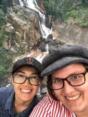 Aris and I in Vietnam