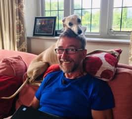 I really love my new friend Martin !