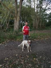 Little Joe ...a rescue dog