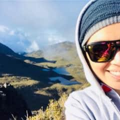 Hiking through Costa Rica highest mountains!