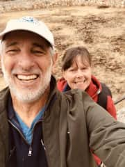 Paul + Patti in San Miguel de Allende