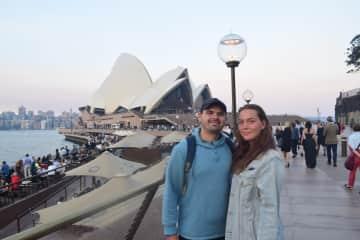 Us in Sydney