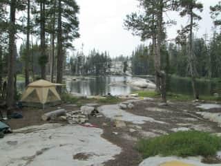 Favorite camping spot