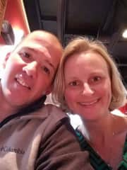Date night - Burgers at Red Robin!