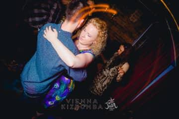 Me dancing Kizomba in Vienna
