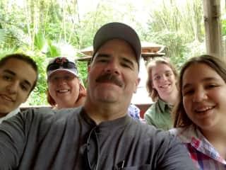Safari at Disneys Animal Kingdom.