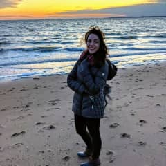 Enjoying Connecticut's coast