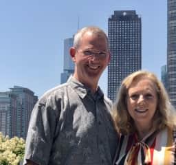 Scott and Sarah in Chicago