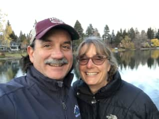 Dan and Gia Martynn