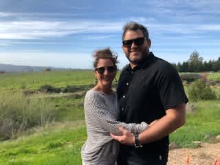 Hiking, Exploring and Wine Tasting a few favorite past times of ours