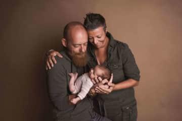 Since Aug 2019 we are newborn Grandparents of Emilia :)