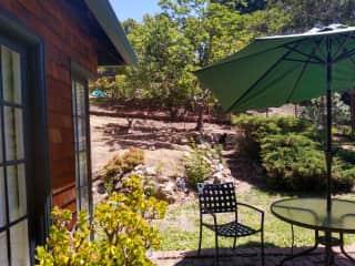 Garden/office