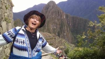 In June, 2018 I visited Macchu Picchu in Peru.