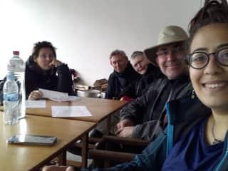 2017-Mar - Walking on Camino
