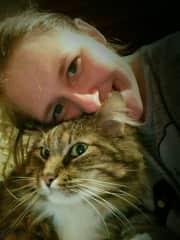 Pachacutiq, my cat