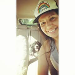 """Going for a ride with """"Pua"""", petsitting"""