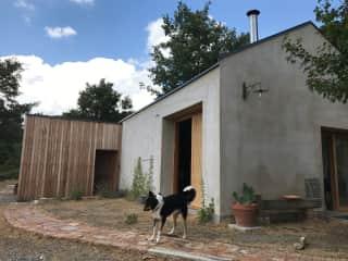 exterior with Corto