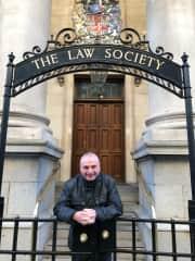 Mark Ford - Member of Law Society, UK