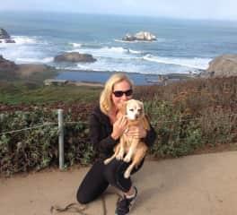 Me and Mini in San Francisco