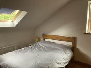 Second attic bedroom.