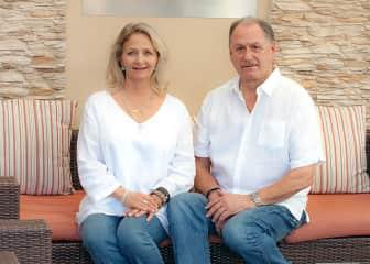 Kristin and Ken Wilson
