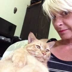 Cuddles with Yim In Thailand