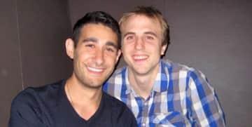 Ike(left) & Adam(right)