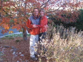 Dan and Rosemarie