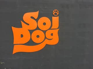 I do voluntary work, at the soi dog charity in Phuket