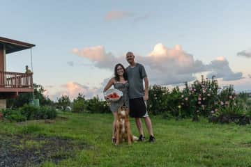 Off grid house and garden and pet and chicken sitting in Hawaii. :)