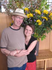 Katharina and Glenn
