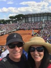 Italian Open -  We love tennis!