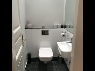 Guest loo