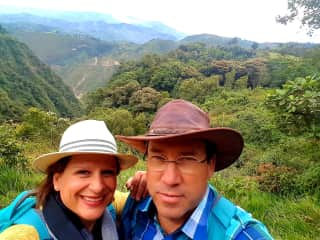 Living in INTAG region, Ecuador 2019